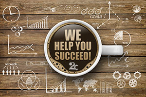 Succeed on your graphic design project with My 2 Cents Design